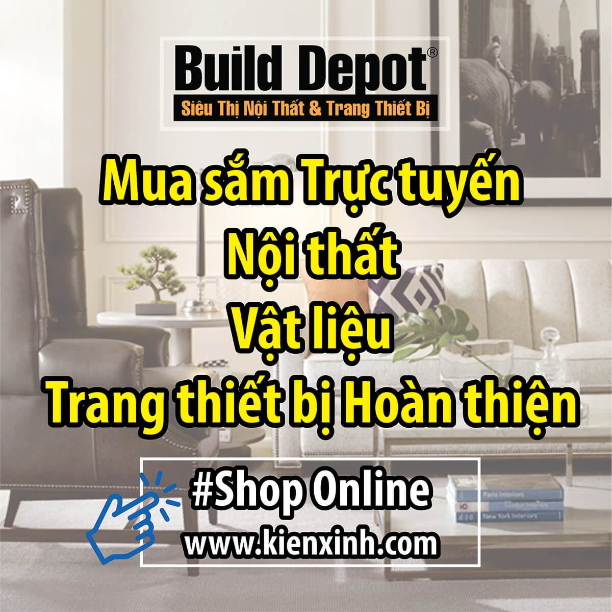 Shopping Online with Build Depot