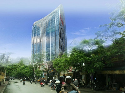 Thaco Office Building - Hà Nội